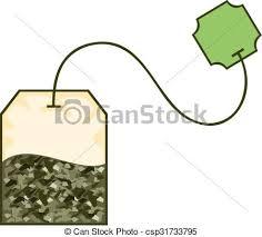 tea bag clipart. Exellent Bag Tea Bag Vector In Clipart I