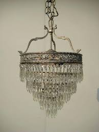 antique crystal chandeliers antique crystal chandeliers brass 5 tier waterfall crystals antique crystal chandeliers parts