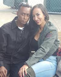 Ginuwine's Ex-Wife Solé Is In Love Under New Management With Public Enemy's Professor  Griff