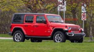 2020 Jeep Colors Chart 2020 Jeep Wrangler Gets Price Increase New Mix Of Engines