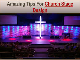 Cool Church Stage Designs Amazing Tips For Church Stage Design