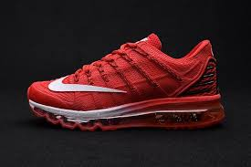 nike running shoes 2016 red. new arrival nike air max 2016 ii kpu men running shoes red