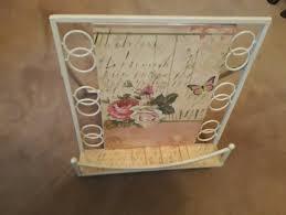 recipe book holder stand