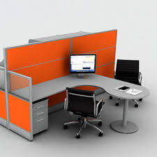 cabin office furniture. Half Cabin 1 Office Furniture