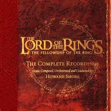 the lord of the rings the fellowship of the ring the plete recordings