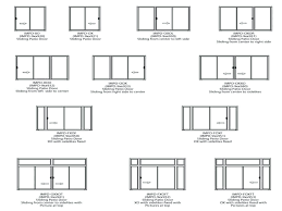 door sizes standard patio door size design door size chart interior
