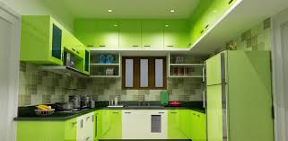 lime green cabinets. Wonderful Green Modern U Shaped Lime Green High Gloss Finish Kitchen Cabinets With Steel  Pulls Handle And Black Granite Countertop As Well Beautiful Tiled Backsplash  Inside Pinterest