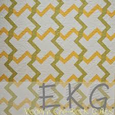 Piece N Quilt: E.K.G. - A Modern One-Block Quilt & E.K.G. - A Modern One-Block Quilt Adamdwight.com