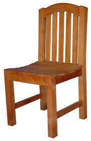 teak wood chairs. Fine Wood Teak Aquinah Chair Without Arms Inside Wood Chairs A