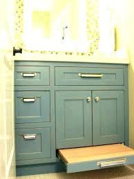 kitchen floor cabinets. Mesmerizing White Floor Cabinet Slide Out Bathroom Kitchen Cabinets