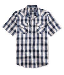 American Rag Mens Nathaniel Plaid Button Up Shirt