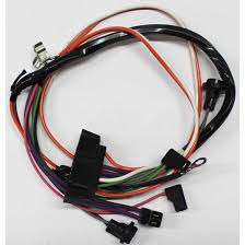 american autowire 500661 complete wiring harness kit 1967 68 m h electric 11945 center console auto trans wire harness 1968 camaro