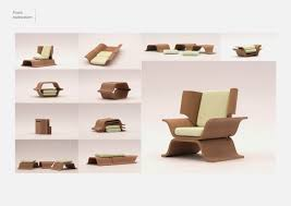 Modular Furniture with Many Different Functions C1 image