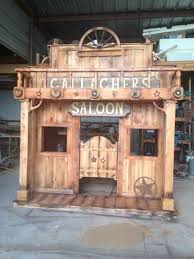 western saloon awesome kids beds awesome