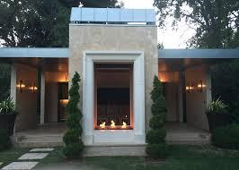 custom outdoor fireplace custom gas indoor outdoor fireplace custom built outdoor fireplaces