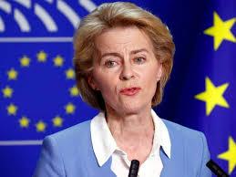 Ursula von der Leyen, preşedintele Comisiei Europene, a făcut publică componenţa viitoarei Comisii Europene pentru perioada