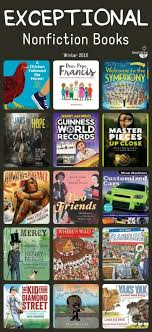 love these roundups nonfiction books for kids new winter 2018