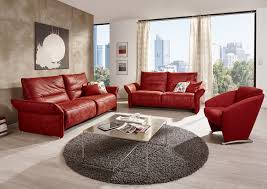 red leather living room furniture. Red Leather Living Room Sofa Furniture Designs With Black Round Rug Metal Coffee Table N