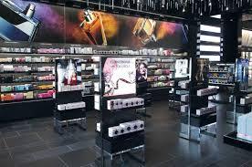 Free Standing Retail Display Units Portfolio Array 97