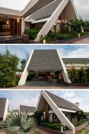 modern architecture interior. Plain Architecture Sloping Roof House  Design Buro Architects Roof Design Structure  Sloping Contemporary Modern Architecture Interior Design Throughout Modern Architecture Interior N
