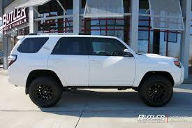 Toyota 4Runner with 18in Fuel Vector Wheels exclusively from ...
