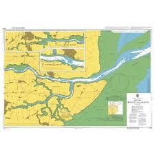 Imray Or Admiralty Charts Admiralty Chart 3750 Rivers Crouch And Roach