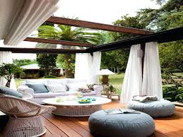 outdoor patio curtains ideas. full size of patio drapes outdoor curtains and shades ideas