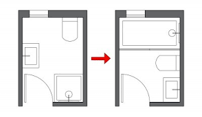 bathroom layout for small spaces. small bathroom layout alignment for spaces g