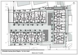 low income housing floor plans. Exellent Low Ganei Shapira Affordable HousingGround Floor Plan For Low Income Housing Plans