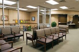Brown Color Chairs In Medical Office Waiting Room Beauteous Medical Office Waiting Room Design