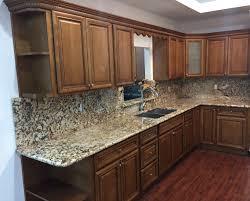 Maple Kitchen Glaze Maple Kitchen Cabinets