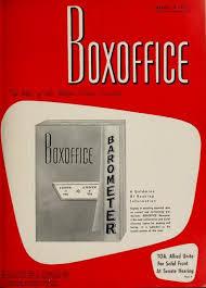 boxoffice january 28 1956