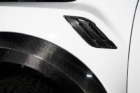 2018 ford raptor white. beautiful raptor 2018 ford f 150 raptor mad industries white fender vent  photo 240771980  builds for fordu0027s sema display tensema17 throughout ford raptor white