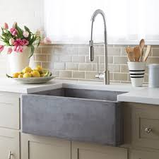 Eco friendly kitchen sink cleaning