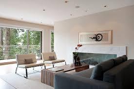 Midcentury Modern Living Room Minimalist