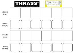 Thrass Worksheets Teaching Resources Teachers Pay Teachers