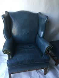 Leather Wingback Chair For Sale Model Of Wingback Chair And Ottoman Measure A Wingback Chair And