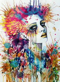 Svenja Jdicke Svenja is an artist based in Berlin, Germany. Love her work!