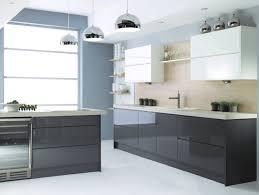 handleless kitchen doors contemporary kitchens from doorbox anthracite grey kitchen units
