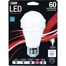 feit led light bulb 9 5 watts soft white um base ace hardware