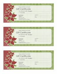 christmas certificates templates certificates office com