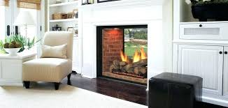 double sided indoor outdoor gas fireplace double sided gas fireplace indoor outdoor 2 see direct vent