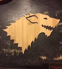Game Of Thrones Stark House Crest Wooden Plaque m100UqDFwYAO100BDLKCXAjWYAjpg 37