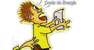Resultado de imagem para conta cara de energia eletrica