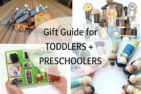 best wooden toys for toddlers preers
