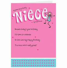Happy Birthday Quotes For A Niece Elegant Niece Quotes A Poem For A