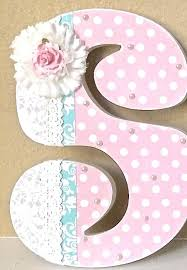 wooden letters designs ways to decorate