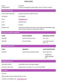 Contoh Resume Terbaik Lengkap Bahasa Melayu