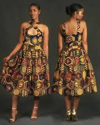 African Dress Patterns