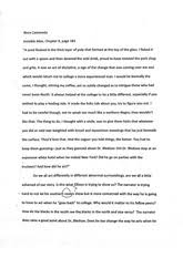 invisible man documents course hero essay invisible man chapter 9 analysis